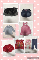 Used Clothes for baby 6 to 1 years in Dubai, UAE