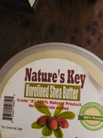Used RAW Shea Butter 💯 Natural 💙 in Dubai, UAE