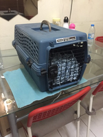 Used Small Varry kennel for cats or puppies  in Dubai, UAE