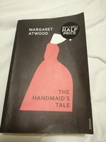 Used The handmaid's tale book by Margaret Atw in Dubai, UAE