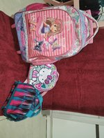 Used School bag and lunch kids food box in Dubai, UAE