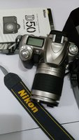 Used Nikon D50 DSLR camera 28-100 lens in Dubai, UAE