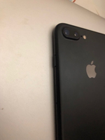 Used Apple iPhone 7 Plus mate black phoneonly in Dubai, UAE