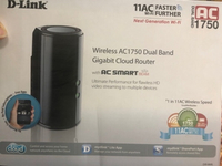 Used D-link Wireless AC1750 Dual Band router in Dubai, UAE