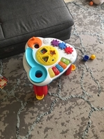 Used Activity table for kids w music in Dubai, UAE