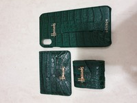 Used Harrods mobile cover for iphone max in Dubai, UAE