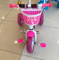 Used Sale !!! New Kids Tricycle With Push Handle  in Dubai, UAE