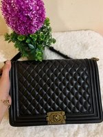Used CHANEL LEBOY BAG FOR WOMEN in Dubai, UAE