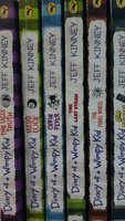 Used Diary Of A Wimpy Kid Bundle in Dubai, UAE