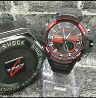 Black/ Red Combi, G-Shock Watch - New