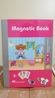 Used Magnetic jigsaw puzzle match making game in Dubai, UAE