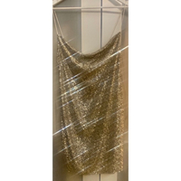 Used Topshop Gold Sparkly Dress  in Dubai, UAE
