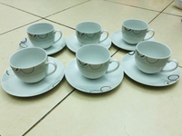 Used TEA CUP SETS (6 pieces) in Dubai, UAE