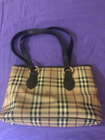 Used Original Burberry Tote Bag in Dubai, UAE