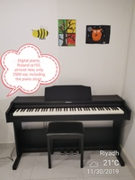 Used Digital piano in Dubai, UAE