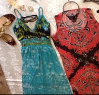 2 Nice Summer Dresses#preloved#Good Condition#