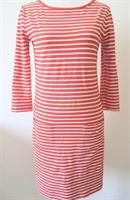 Joe Fresh Brand New Red Striped Dress