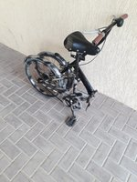 Used Foldable city bike cycle in Dubai, UAE