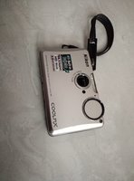 Used Nikon Coolpix camera with projector in Dubai, UAE