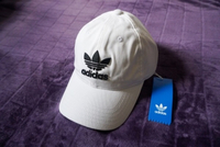 Used Adidas brand new white cap in Dubai, UAE
