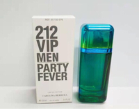 Used CH 212 VIP Men Party Fever EDT 100 ml  in Dubai, UAE