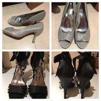 Used 2 pairs Celeste/Nine West 39/40 in Dubai, UAE