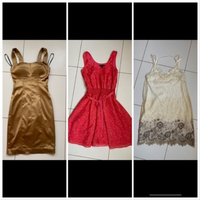 Used Armani, diesel, bebe dresses  in Dubai, UAE