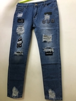Used jean pant size XL brand new in Dubai, UAE