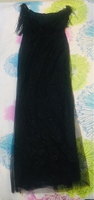 Used Black events dress 👗  in Dubai, UAE