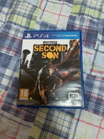 Used Second Son PS4 in Dubai, UAE