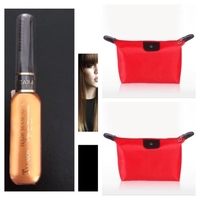 Used Hair color mascara gold+2 bags m0389red in Dubai, UAE