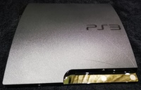 Used Sony PS3 Slim 320GB with 1 Controller in Dubai, UAE