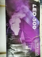 Used LED and smoke machine in Dubai, UAE