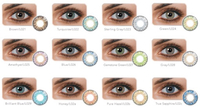 Used Fresh Go contact lens in Dubai, UAE