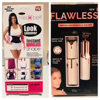 Used Miss belt & Flawless Facial Hair remove  in Dubai, UAE