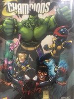 Used Marvel's Champions #1 comicave exclusive in Dubai, UAE