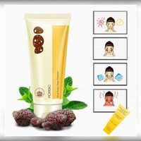2 pcs volcanic facial cleansing mud