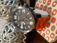 Used FOSSIL.MENS BIG WATCH in Dubai, UAE