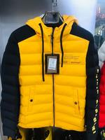 Used Yellow black jacket in Dubai, UAE