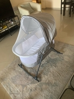 Used Baby portable cot in Dubai, UAE