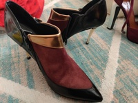 Used Charles & Keith boots in Dubai, UAE