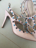 Used studded heels in Dubai, UAE