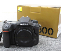 Used Nikon D500 DSLR Body in Dubai, UAE
