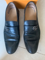 Used GUCCI replica men's shoes USED in Dubai, UAE