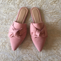 Dorothy Perkins pointy mules (size 39)