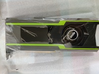 Used MSI 1080 Ti Aero edition 11GB oc in Dubai, UAE
