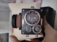 Used Oulm Watches Brown in Dubai, UAE