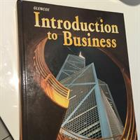 """Used Business Book """"introduction To Business"""" in Dubai, UAE"""