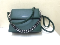 Used Bag for womon green in Dubai, UAE