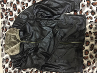 Used mens leather jacket in Dubai, UAE